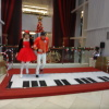 Interactive piano stage RONphrLj