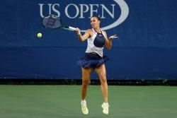 Flavia Pennetta - 2015 US Open Day Two: 1st Round vs. Jarmila Gajdosova @ BJK National Tennis Center in Flushing Meadows - 09/01/15