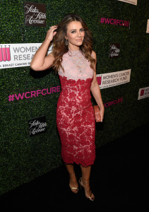 "Elizabeth Hurley - WCRF's ""An Unforgettable Evening"" in Beverly Hills - February 16th 2017"