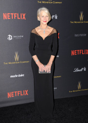 Helen Mirren - 2016 Weinstein Company & Netflix Golden Globes After Party @ the Beverly Hilton Hotel in Beverly Hills - 01/10/16