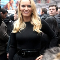 Caroline Wozniacki Sports Illustrated Swimsuit Event in New York February 9-2015 x1