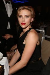 Scarlett Johansson - Friars Club Honors Tony Bennett With The Entertainment Icon Award @ New York Sheraton Hotel & Tower in NYC - 06/20/16