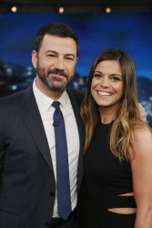 Katie Nolan - Jimmy Kimmel Live: May 18th 2016