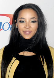 Tinashe - Z100's 2015 Jingle Ball @ Madison Square Garden in NYC - 12/11/15