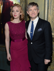 Martin Freeman - 'The Hobbit An Unexpected Journey' New York Premiere benefiting AFI at Ziegfeld Theater in New York - December 6, 2012 - 9xHQ A93MqiXP