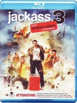 Jackass 3D (2010) [Versione estesa + Versione cinematografica] Full Blu-Ray 36Gb AVC ITA DD 5.1 ENG DTS-HD MA 5.1 MULTI