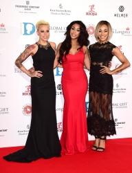 Stooshe - The Global Gift Gala London 2015 @ Four Seasons Hotel in London - 11/30/15