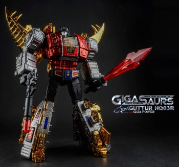 [GigaPower] Produit Tiers - Jouets HQ-01 Superator + HQ-02 Grassor + HQ-03 Guttur + HQ-04 Graviter + HQ-05 Gaudenter - aka Dinobots - Page 3 HNpJiEHb