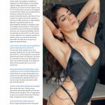 Erika Fernandez Revista H Noviembre 2016 | the4um.com.mx