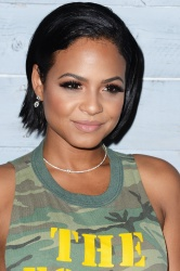 Christina Milian - VIP Sneak Peek of go90 Social Entertainment Platform @ Wallis Annenberg Center for the Performing Arts in Los Angeles - 09/24/15