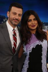 Priyanka Chopra - Jimmy Kimmel Live: January 19th 2017