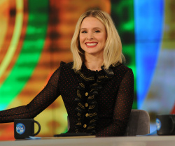 Kristen Bell - The View: March 23rd 2017