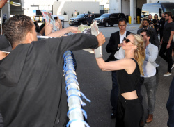 Jennifer Lawrence - Arriving at San Diego Comic-Con 2015 - 07/09/15