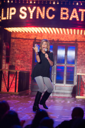 Hoda Kotb - Lip Sync Battle Season 1 Episode 6