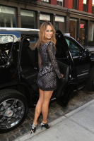 Stacy Keibler - 2013 Met Ball 5/06/13