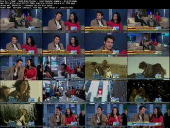 Katy Perry  (with John Mayer) - Good Morning America - 12-17-13 (interview & video)