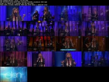 Jennifer Nettles - Ellen - 1-27-14