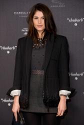 Gemma Arterton - Isabella Blow: Fashion Galore! exhibiton in London 11/19/13
