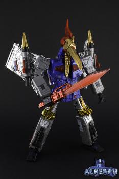 [Fanstoys] Produit Tiers - Dinobots - FT-04 Scoria, FT-05 Soar, FT-06 Sever, FT-07 Stomp, FT-08 Grinder - Page 4 PZvpntTD