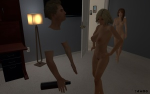 House Party Naked 4