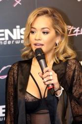"Rita Ora - ""Tezenis"" Lingerie Presentation in Lisbon"