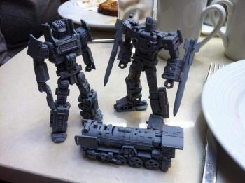 Gobots - Machine Robo ― Dessin Animé + Jouets  UKETiGep