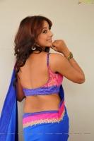 Sanjana in Hot Saree Pics