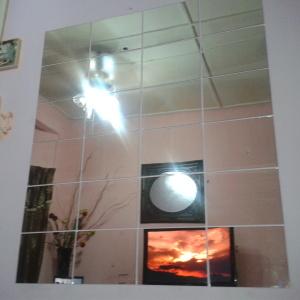 Cermin Deco 1 Pcs Rm 5 Sesuai Untuk Menghias Rumah Saiz 29cm X 22cm Contoh Di Bwh 24
