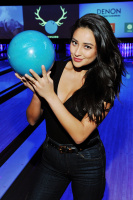 Shay Mitchell - Grand Opening of Bowlero in Playa del Rey 5/25/16