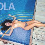 Gatas QB - Lola Ortiz Interviu (3 a 9 de Agosto de 2015)