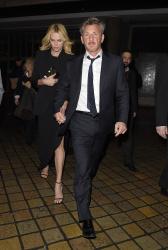 Sean Penn - Charlize Theron and Sean Penn - seen leaving Royal Festival Hall. London - February 16, 2015 (153xHQ) P0Eui8Pr