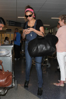 Nina Dobrev at LAX Airport (March 27) ELoCaNUZ