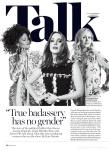 Jessica Chastain - Glamour Magazine January 2017