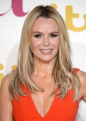 Amanda Holden - ITV Gala 2015 @ London Palladium in London - 11/19/15