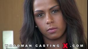 Isabella Chrystin Woodman Casting X