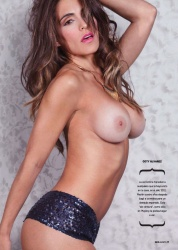 FOTOS: Nadia Terazzolo Revista Playboy Argentina Agosto 2015 37