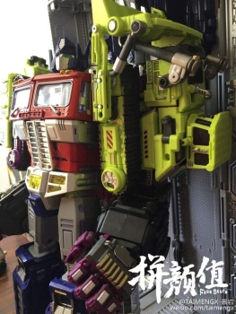[Generation Toy] Produit Tiers - Jouet GT-01 Gravity Builder - aka Devastator/Dévastateur - Page 3 QWDJ6wV4