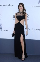 Isabeli Fontana - amfAR's Cinema Against AIDS Gala 2013 in Antibes