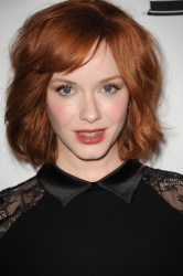 Christina Hendricks – Academy of Television Arts  Sciences Performers Peer Group Reception Aug. 19, 2013 x