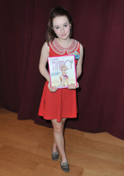 Kaitlyn Dever - Screen Actors Guild Foundation celebrates 20 Yrs of BookPALS in West Hollywood 5/11/13
