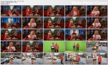 Pamela Anderson - Ellen - 10-17-13