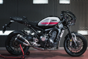 faster and faster: 2017 yamaha xsr900 abarth café-racer brings the