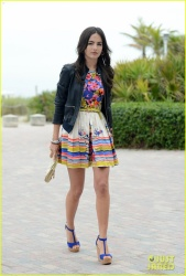 Camilla Belle - out and about in Miami 3/1/13