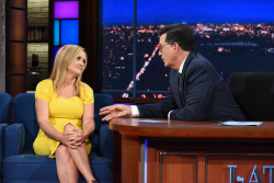 Samantha Bee - The Late Show with Stephen Colbert: July 27th 2017