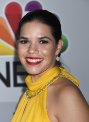 America Ferrera - NBCUniversal's 73rd Annual Golden Globes After Party @ the Beverly Hilton Hotel in Beverly Hills - 01/10/16