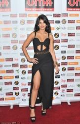 Jasmin Walia - 2013 Urban Music Awards x 4lq