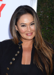 Tia Carrere - Love The Coopers Premiere @ the Park Plaza in Los Angeles - 11/12/15