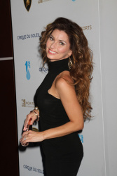 Shania Twain - Cirque du Soleil's 'One Night For ONE DROP' event in Las Vegas