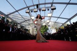 """Aishwarya Rai - """"Deux Jours, Une Nuit"""" Premiere at 67th Annual Cannes Film Festival - 2014-05-20"""