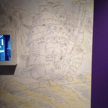Ghibli s'invite dans la Galerie Art Ludique TTYlmoOn